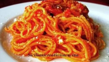 Carbonara con asparagi, pancetta e pecorino – SICILIANI