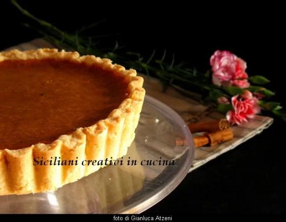 Torta di zucca (pumpkin pie)