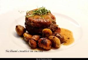 Filetto di maiale alle castagne