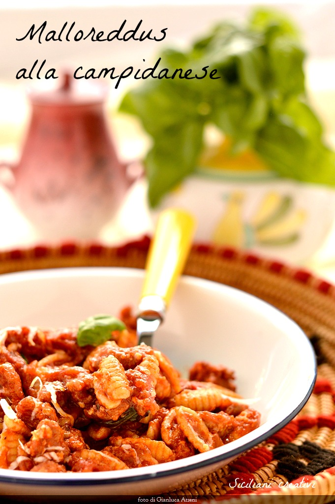 Malloreddus alla campidanese: Original Sardinian recipe