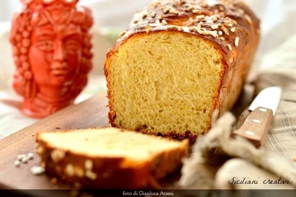Pan brioche leggero e senza impasto