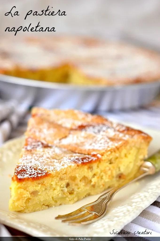 The pastiera napoletana, Original recipe and exquisite