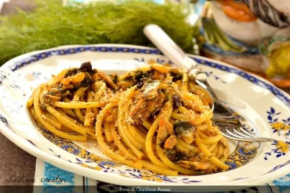 Pasta con le sarde, ricetta originale siciliana