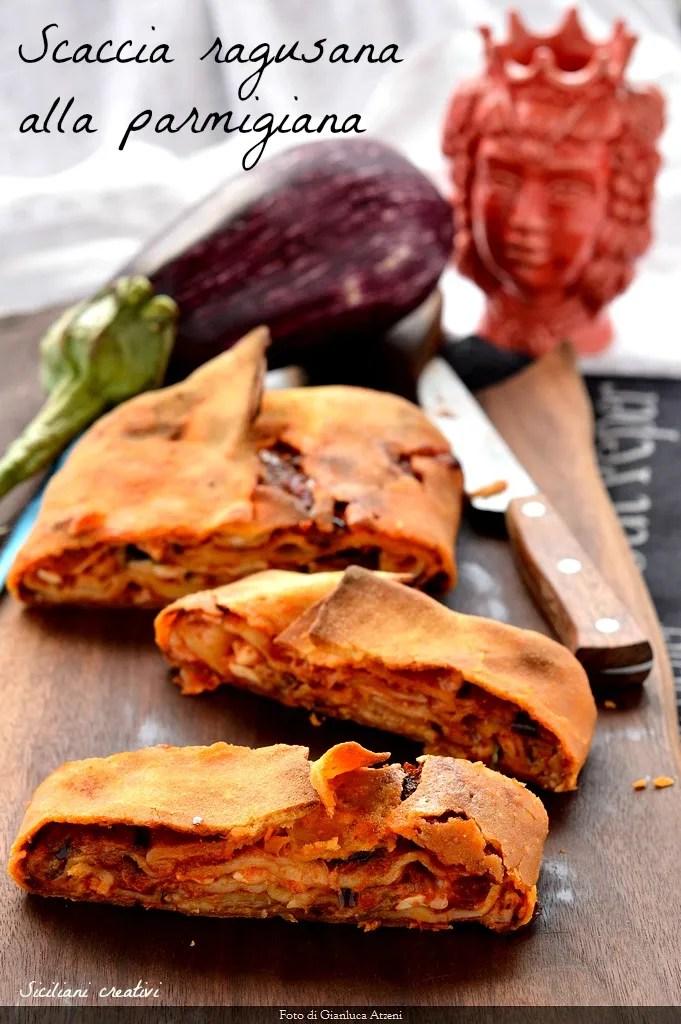 parmesana scaccia Ragusa