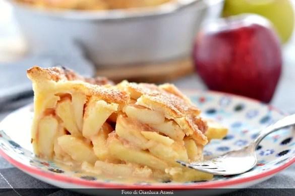 Apple pie, ricetta originale