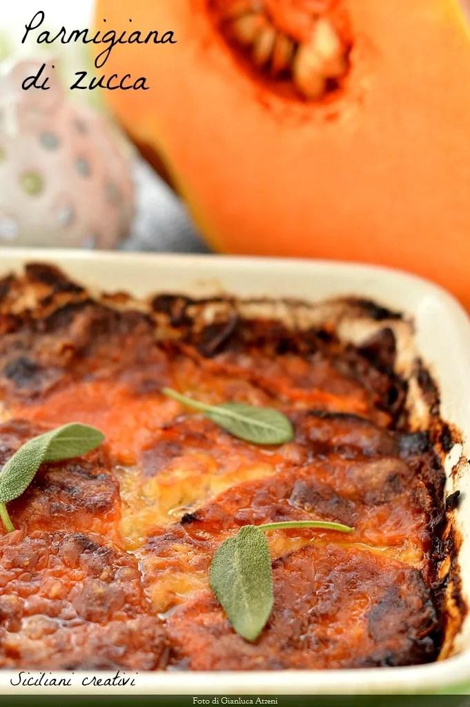 Parmigiana pumpkin