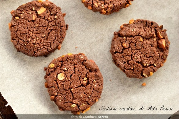 Biscotti cacao e nocciole