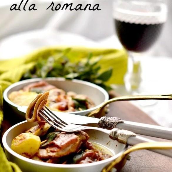 Saltimbocca alla romana: ricetta originale di uno dei piatti più amati della Capitale.