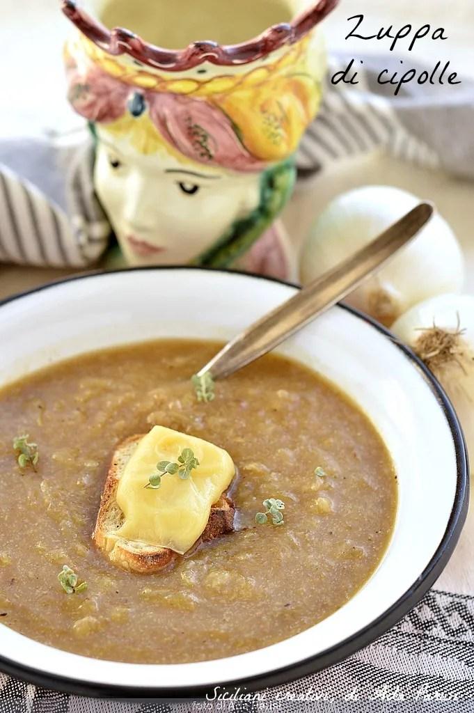 Soupe à l'oignon, recette originale française