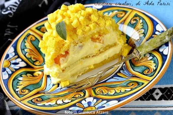 Torta Mimosa per l'8 marzo