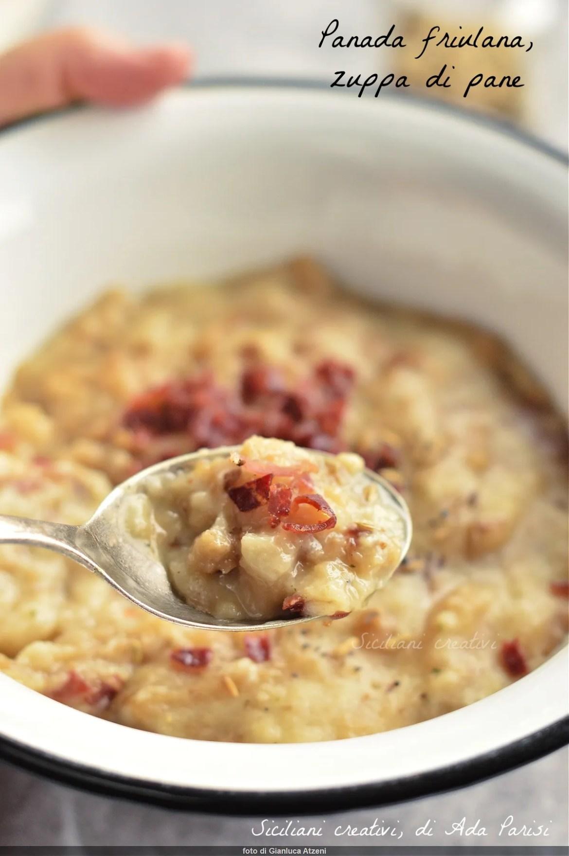 Friulian panada (bread soup)