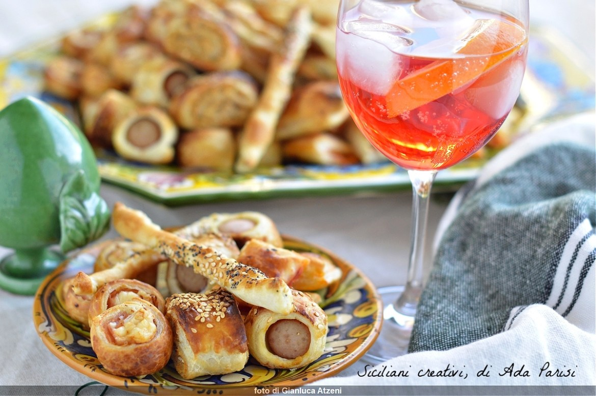 Stuzzichini per l'aperitivo: 5 very easy recipes