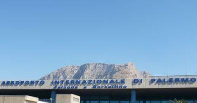 Fase 2, riapre l'aeroporto di Palermo: misure di sicurezza con termo-scanner e segnaletiche