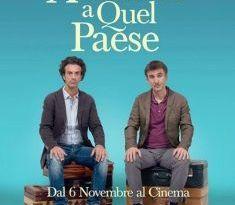 #Palermo. Al via il Premio Efebo d'oro con Ficarra e Picone
