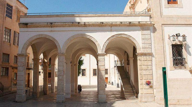 Collegio dei Gesuiti di Alcamo_Museo arte contemporanea Creative Lab