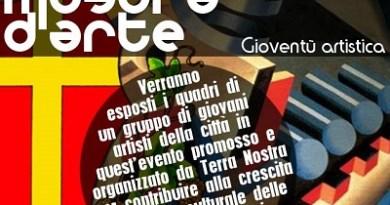 #Messina. Mostra di giovani artisti a Palazzo dei Leoni