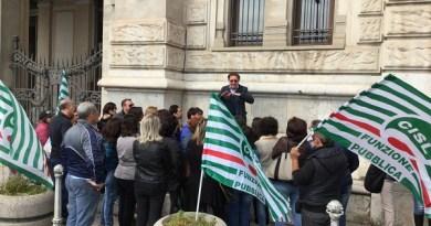 #Messina. Trasporto disabili, sit-in della Cisl FP davanti alla Prefettura