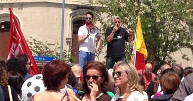 #Messina. Fuoco amico su Accorinti al corteo contro la riforma Renzi