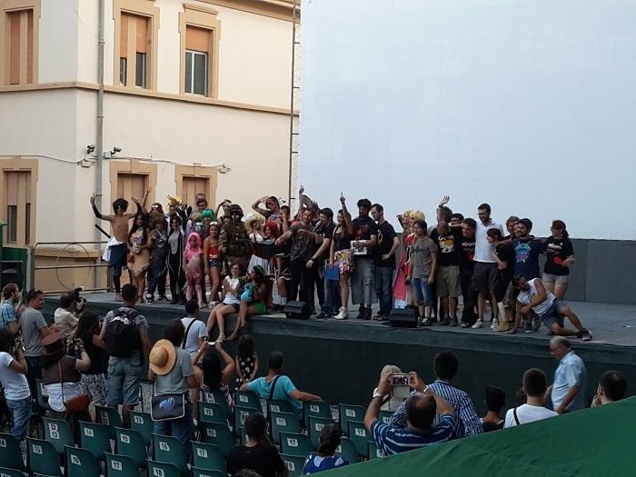 #Messina. Tutti pazzi per il Messina Geek Party