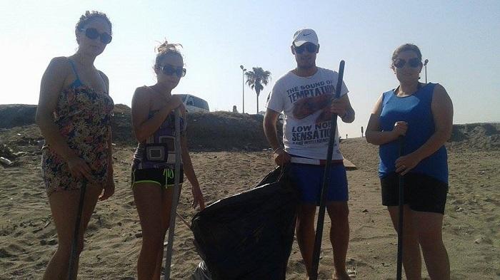 #Messina. Diritti & disabili: volontari al lavoro per pulire la spiaggia di Spinesante a Barcellona