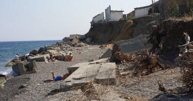 #Messina. Degrado e abbandono nella spiaggia di Contesse