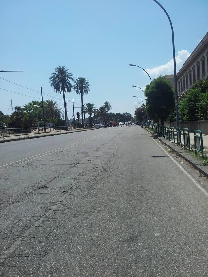 #Messina. Città senza regole: la Passeggiata a Mare ostaggio degli ambulanti