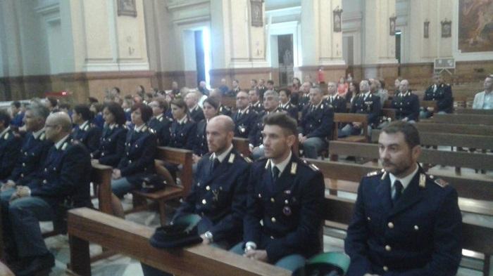 #Barcellona. La Festa Provinciale della Polizia celebrata nella città del Longano