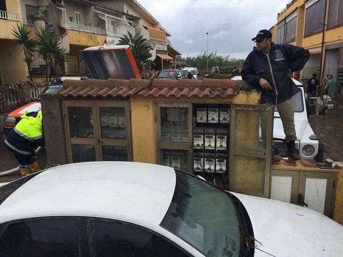 #Barcellona. In attesa dello stato di emergenza si lavora per tornare alla normalità FOTOGALLERY