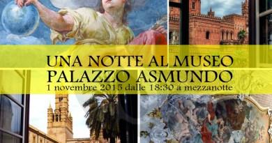 #Palermo. Una notte al museo, la visita di Palazzo Asmundo con Terradamare