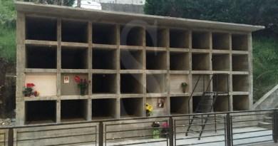 #Barcellona. Ultimati i lavori di realizzazione dei nuovi loculi al cimitero