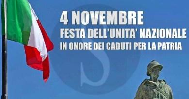 #Messina. Celebrazione del 4 Novembre e consegna delle onorificenze in Prefettura