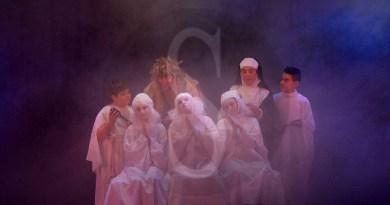 #Palermo. Al Teatro Crystal arrivano i luocchi di Anna Mauro