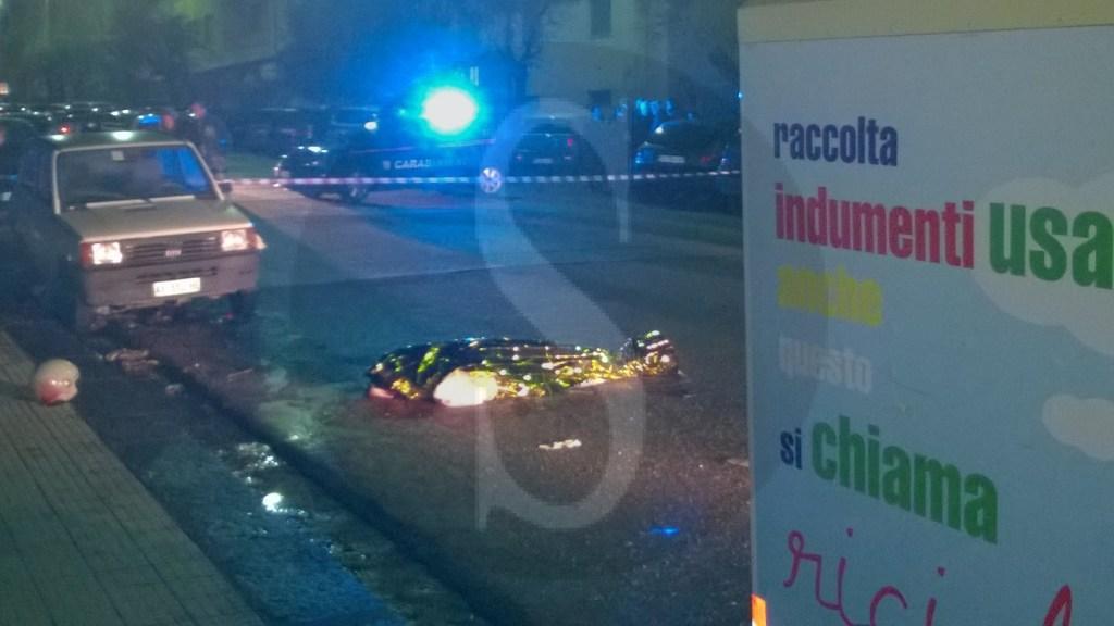 #Messina. Incidente tra auto e moto a Gravitelli: due morti