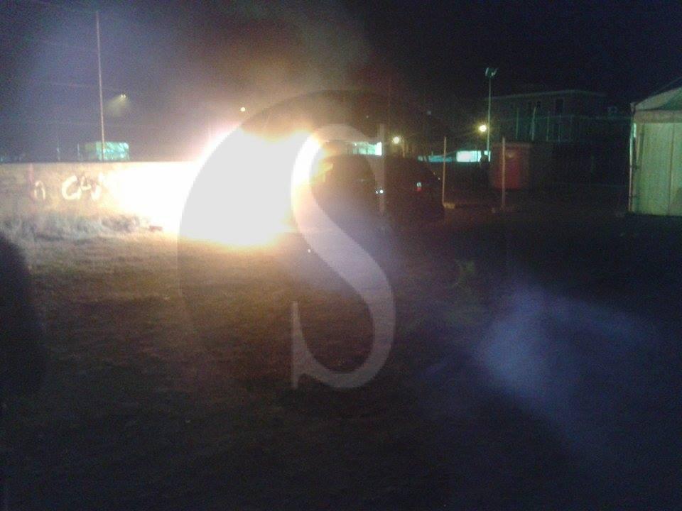 #Barcellona. Tentato incendio PalaTenda: si stringe il cerchio sull'autore