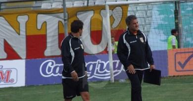 #Calcio. Il Messina presenta il neo allenatore Lello Di Napoli