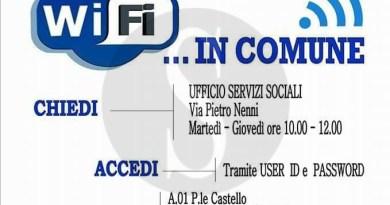 #SantaLuciadelMela. Attivate postazioni wi-fi sul territorio comunale