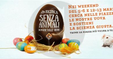 #Sicilia. Fare ricerca senza torturare gli animali: in piazza con la LAV