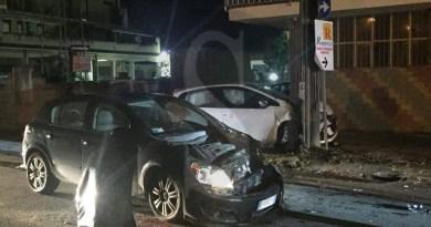 #Barcellona. Grave incidente tra via Milite Ignoto e via degli Artigiani, 3 feriti