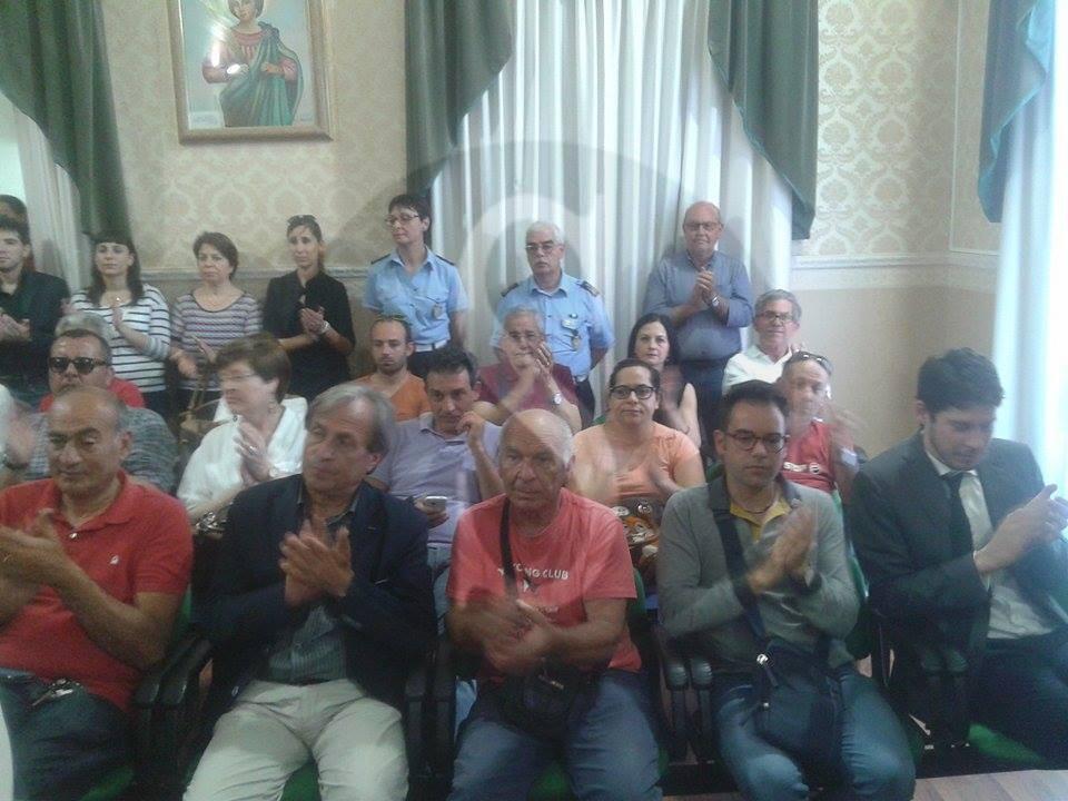 #Patti. Cerimonia di insediamento del sindaco Aquino