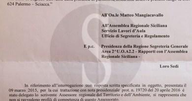 """#Sicilia. Discariche Palermo-Sciacca, Croce: """"Non mi compete"""""""