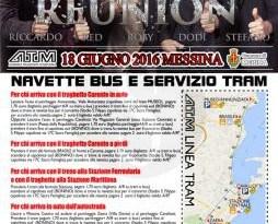 #Messina. Concerto dei Pooh: la viabilità