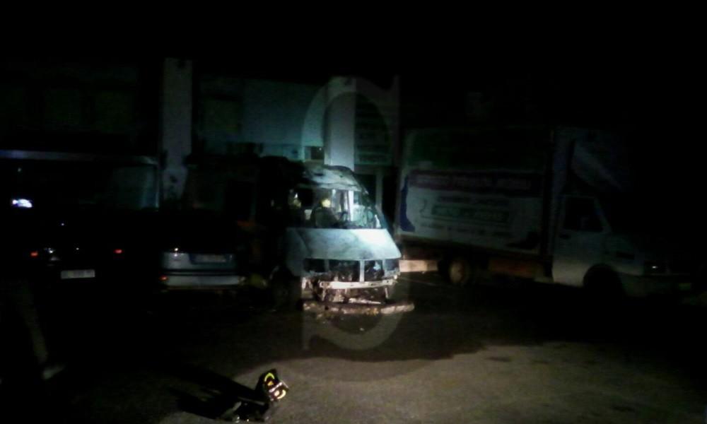 #Messina. Bruciata l'ambulanza del Pronto Soccorso veterinario
