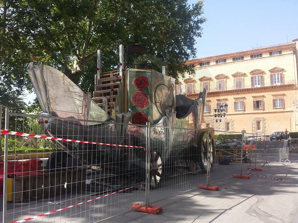 #Palermo. Il Festino di Santa Rosalia tra fede e spettacolo