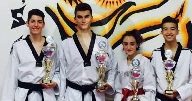 #Taekwondo. In nazionale i barcellonesi Puliafito e Bucolo