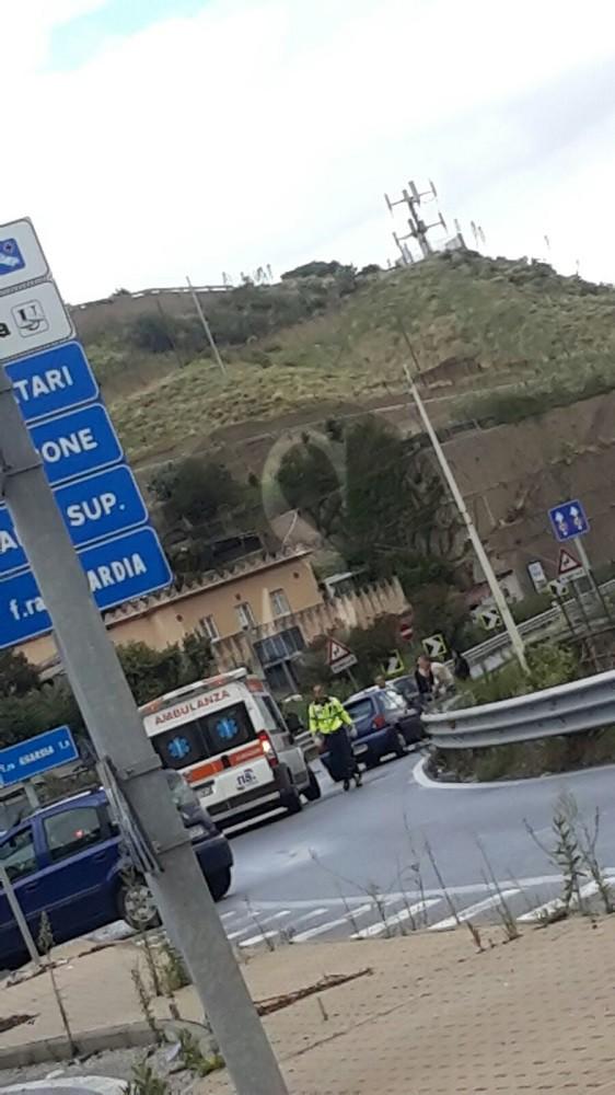 #Messina. Incidente sulla Panoramica, un ferito