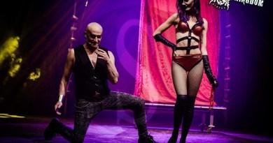 #Palermo. Al Forum lo show horror-crazy-sexy del Paranormal Circus