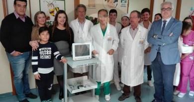 #Messina. Dalla piccola Oriana un dono per la Pediatria del Policlinico