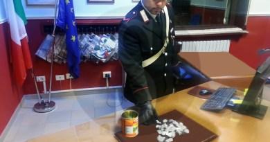 #Messina. Droga nel barattolo del latte in polvere, arrestata 36enne