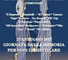 #Messina. Giornata della Memoria: le iniziative dell'assessorato alle politiche sociali