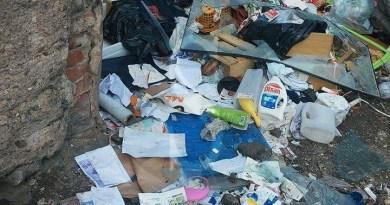 """#Messina. La denuncia di Carreri (SF): """"A Bisconte la posta finisce tra i rifiuti"""""""